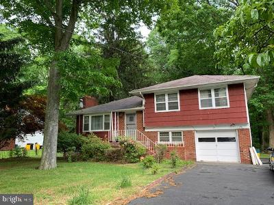 Ewing Single Family Home For Sale: 411 Eggerts Crossing Road