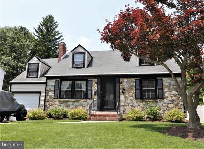 Trenton Single Family Home For Sale: 607 Greenway Avenue
