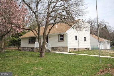Robbinsville Single Family Home For Sale: 94 Robbinsville Edinburg Road
