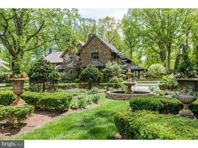 Princeton Single Family Home For Sale: 52 Arreton Road