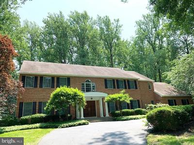 Princeton Single Family Home For Sale: 37 Fitch Way