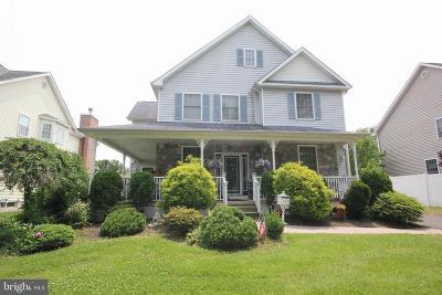 Hamilton Single Family Home For Sale: 140 Mercer Street