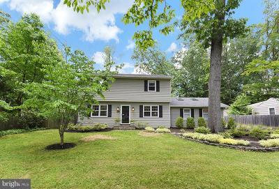 Princeton Junction Single Family Home For Sale: 38 Scott Avenue