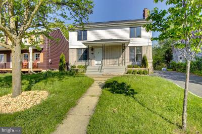 Robbinsville Single Family Home For Sale: 46 S Main Street