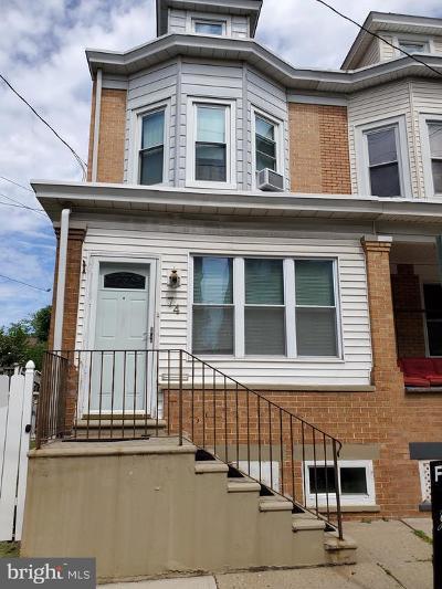 Trenton Single Family Home For Sale: 74 Liberty Street