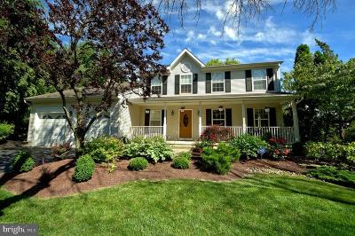 Robbinsville Single Family Home For Sale: 6 Lilac Terrace
