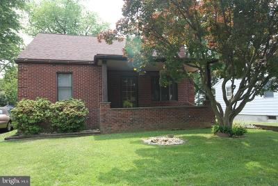 Ewing Single Family Home For Sale: 129 Hawthorne Avenue