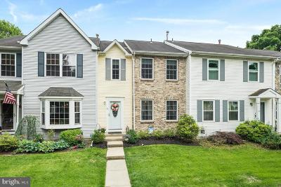 Trenton Townhouse For Sale: 31 Stafford Court