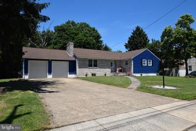 Trenton Single Family Home For Sale: 434 Miller Avenue