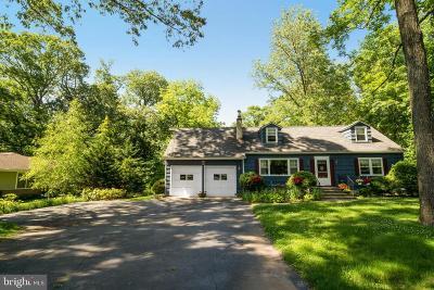 Single Family Home For Sale: 173 Pennington Harbourton Road