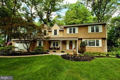 Hightstown Single Family Home For Sale: 17 Charred Oak Lane
