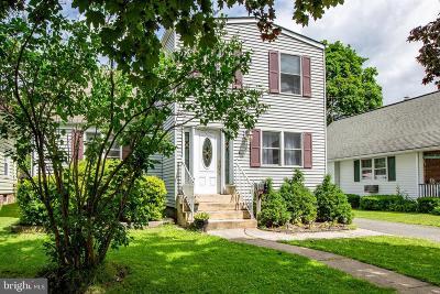Trenton Single Family Home For Sale: 128 Summit Avenue