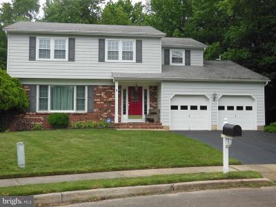 Trenton Single Family Home For Sale: 8 Catawba Drive