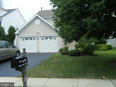 Hightstown Single Family Home For Sale: 26 Rock Run Road