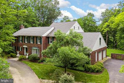 Princeton Single Family Home For Sale: 253 Wendover Drive