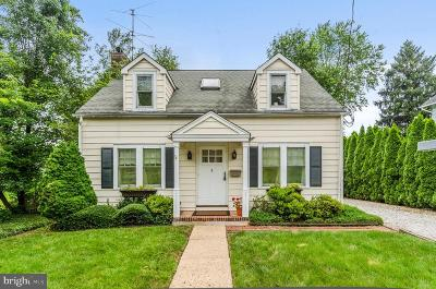 Hopewell Single Family Home For Sale: 9 Hamilton Avenue