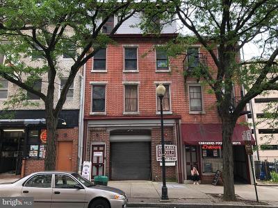 Trenton Single Family Home For Sale: 12 S Warren Street