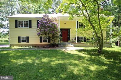 Pennington Single Family Home For Sale: 39 Poor Farm Road