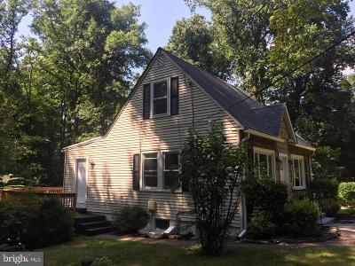 Princeton Single Family Home For Sale: 640 State Road