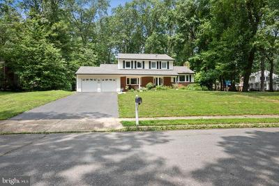 Hightstown Single Family Home Under Contract: 15 Cornwall Drive