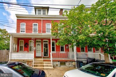 Trenton Townhouse For Sale: 21 Barnt Avenue