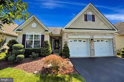 Hightstown Single Family Home For Sale: 23 Norton Avenue