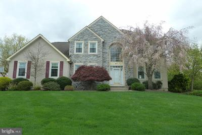 Princeton Junction Single Family Home For Sale: 26 Highpoint Place