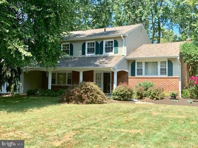 Hightstown Single Family Home For Sale: 568 Dutch Neck Road
