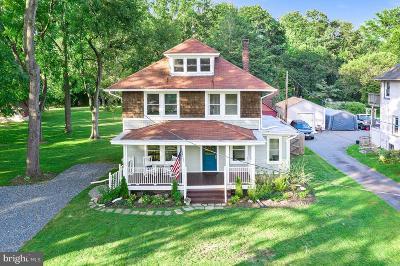 Princeton Single Family Home For Sale: 249 Washington Road