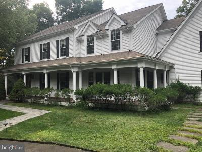 Princeton Single Family Home For Sale: 10 Stout Road