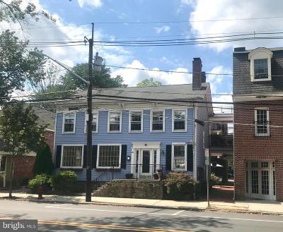 Pennington Multi Family Home For Sale: 20 S Main Street