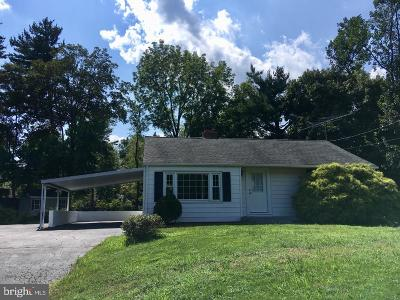 Pennington Single Family Home For Sale: 204 Route 31 S