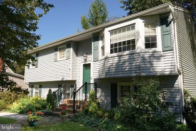 Cranbury Single Family Home For Sale: 23 Millstone Drive