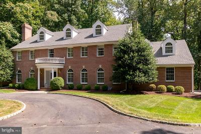 Princeton Single Family Home For Sale: 265 Cherry Hill Road