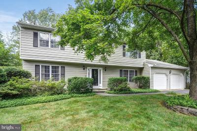 Princeton Junction Single Family Home For Sale: 8 Hereford Drive