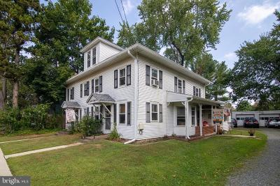 Princeton Junction Multi Family Home For Sale: 414 Village Rd E