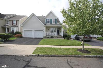Robbinsville Single Family Home For Sale: 4 Belmont Drive