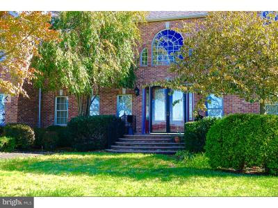 Robbinsville Single Family Home For Sale: 163 Sharon Station Road