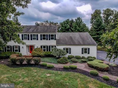 Cranbury Single Family Home For Sale: 50 Washington Drive