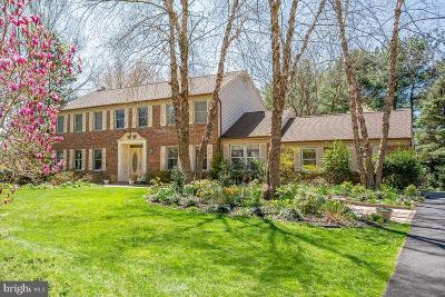 Cranbury Single Family Home For Sale: 43 Washington Drive
