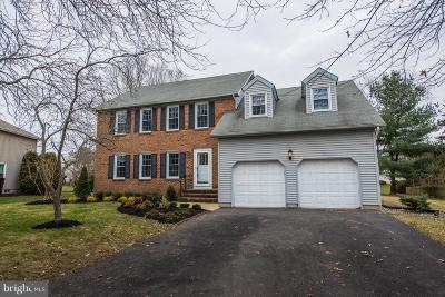 Plainsboro Single Family Home For Sale: 7 Clinton Court