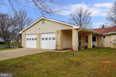 Monroe Township Condo For Sale: 798 Sparta #A
