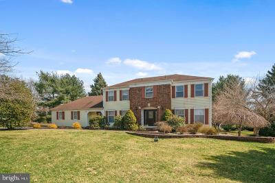 Cranbury Single Family Home For Sale: 9 Jefferson Road