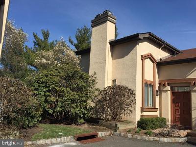 Princeton Condo For Sale: 609 Sayre Drive