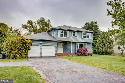 Monroe Township Single Family Home For Sale: 100 Half Acre Road