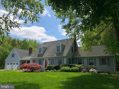 Cranbury Single Family Home For Sale: 238 Dey Road