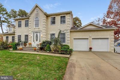 Monroe Township Single Family Home For Sale: 21 Bennett Avenue