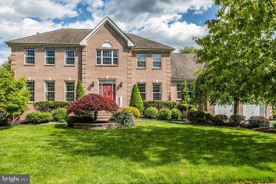 Plainsboro Single Family Home For Sale: 5 Mahogany Court