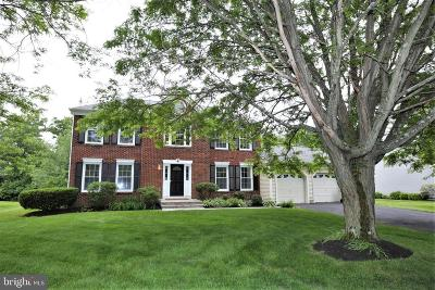 Plainsboro Single Family Home For Sale: 48 Bradford Lane