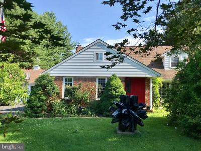 Plainsboro Single Family Home For Sale: 6 Jeffers Road